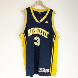 Nike Dwyane Wade #3 Marquette Jersey 3XL